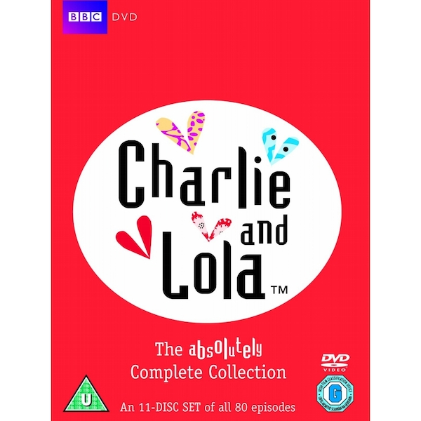 Charlie and Lola - The Absolutely Complete Collection DVD