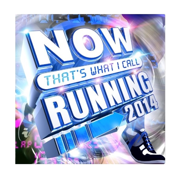 Now That's What I Call Running 2014 CD