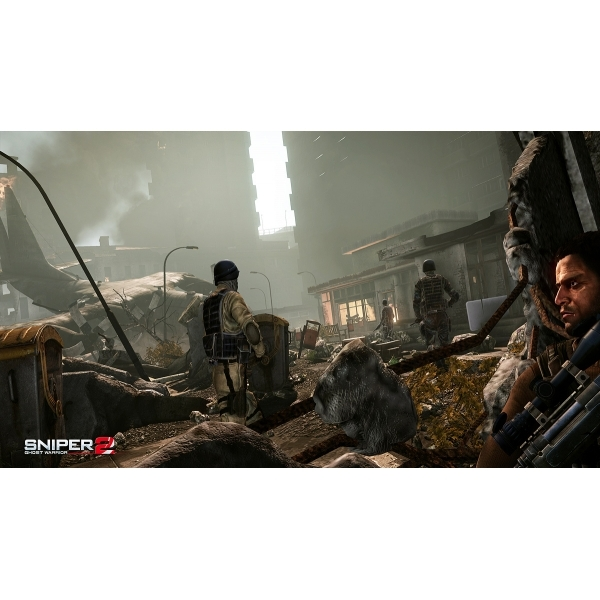 Sniper Ghost Warrior 2 Collector's Edition Game PC - Image 3