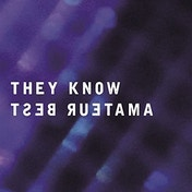 "Amateur Best - They Know 12"" Vinyl"