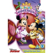 Mickey Mouse Clubhouse: Minnie-Rella DVD