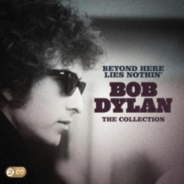 Bob Dylan Beyond Here Lies Nothin' CD