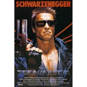 The Terminator One Sheet Maxi Poster