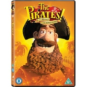 The Pirates In An Adventure With Scientists DVD