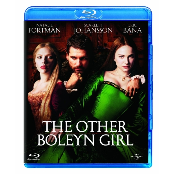 The Other Boleyn Girl Blu-ray