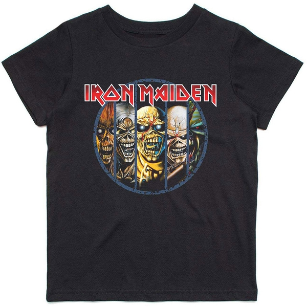 Iron Maiden - Evolution Kids 12 - 13 Years T-Shirt - Black