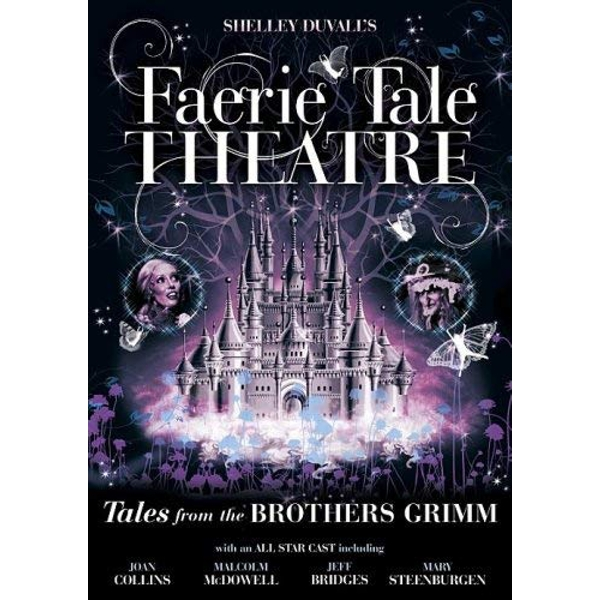 Faerie Tale Theatre - Tales From The Brothers Grimm: Vol 1 DVD