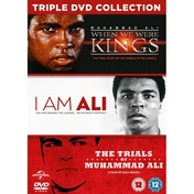 When We Were Kings/I Am Ali/The Trials of Muhammad Ali DVD