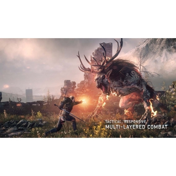 The Witcher 3 Wild Hunt PS4 Game - Image 4