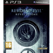 Resident Evil Revelations Game PS3
