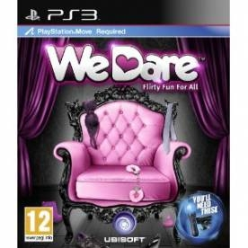 Playstation Move We Dare Game PS3