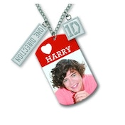 One Direction - Harry Necklace