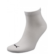 Puma Training Sock White UK Size 9-11