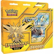 Pokemon Legendary Battle Deck - Zapdos