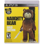 Naughty Bear Gold Edition Game PS3