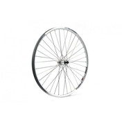 Wilkinson 700c Hybrid Double Wall Silver Q/R Front Wheel