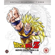 Dragon Ball Z Movie Collection Blu-ray