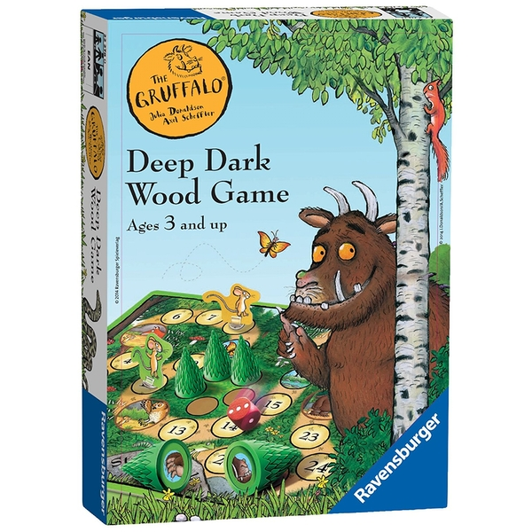 Ravensburger The Gruffalo Board Game - Damaged Box - Image 1