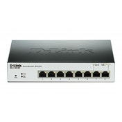 D-Link DGS-1100-08P 8 Port Gigabit PoE Smart Switch