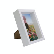 3D Box Photo Frame | M&W