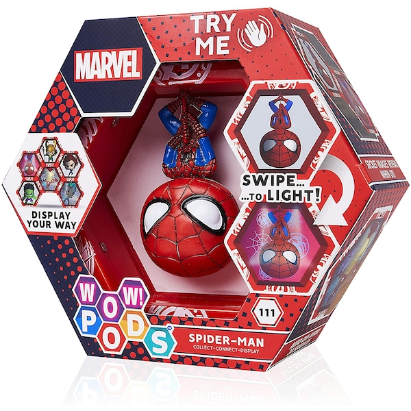 Spiderman (Marvel) Wow Pod Figure