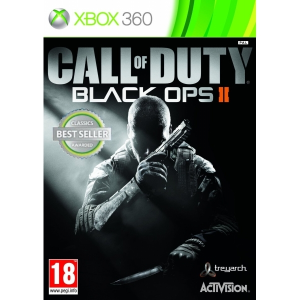 Call Of Duty 9 Black Ops II Xbox 360 Game (Classics) - Image 1