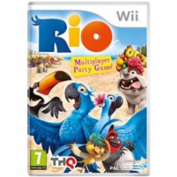 Rio The Video Game Wii