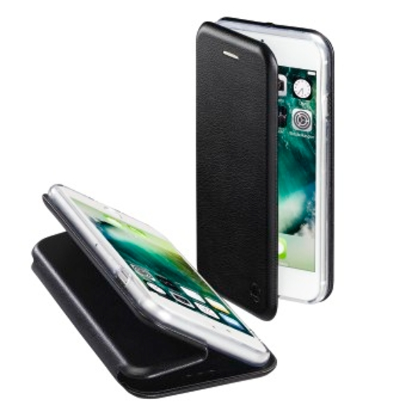 """Hama """"Curve"""" Booklet Case for Apple iPhone 7/8, black"""