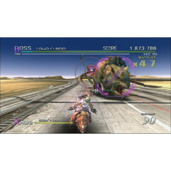 Sin and Punishment Successor of the Skies Game Wii - Image 2