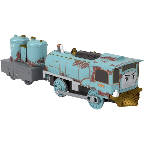 Trackmaster - Thomas & Friends Motorised Lexi Engine