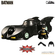 1989 Batman & Batmobile (DC Universe) Mez-Itz Vehicle