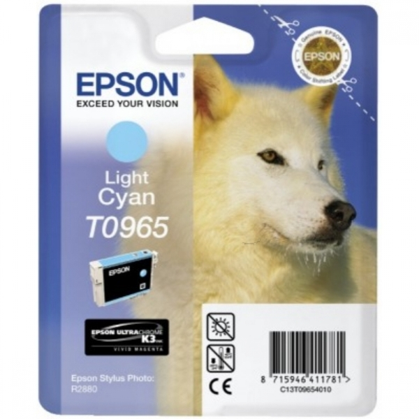 Epson Ink Cartridge Light Cyan