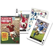 Football Legends Collectors Playing Cards