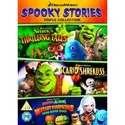 Dreamworks: Spooky Stories Collection DVD