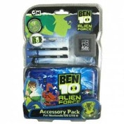Officially Licensed Ben 10 Alien Force 9-in-1 Pack DS DS Lite & DSi