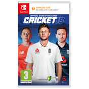Cricket 19 The Official Game Of The Ashes Nintendo Switch Game