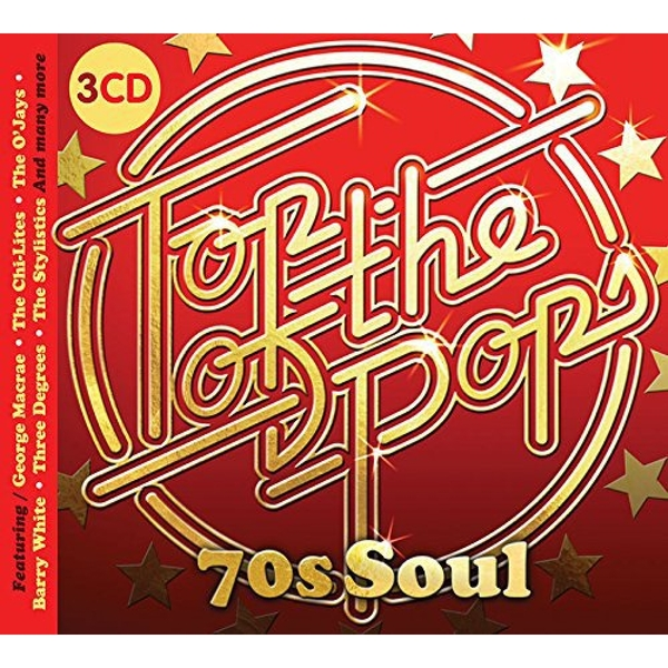 Various Artists - TOTP 70s Soul Music CD