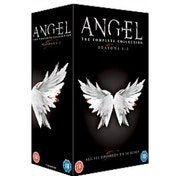 Angel Complete Seasons 1-5 DVD