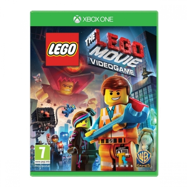 The Lego Movie Videogame Xbox One Game (Disc-Only) Used - Like New