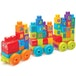 Mega Bloks Building Basics ABC Learning Train - Image 2