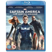 Marvels Captain America The Winter Soldier Blu-ray