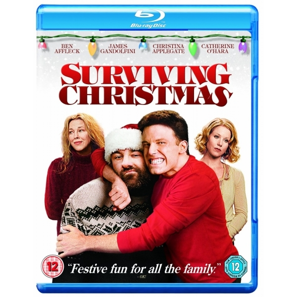 Surviving Christmas Blu Ray