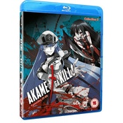 Akame Ga Kill Collection 2 (Episodes 13-24) Blu-ray