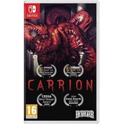 Carrion Nintendo Switch Game