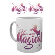 Unicorns - You Are Magical Mug