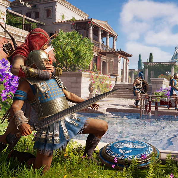 Assassin's Creed Odyssey PS4 Game - Image 3
