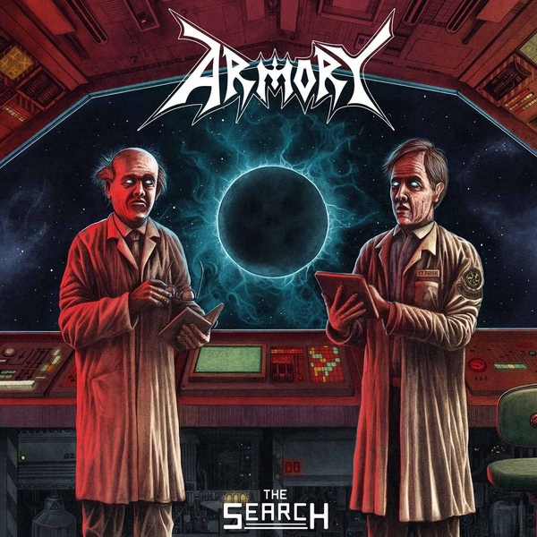 Armory - The Search Vinyl