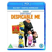 Despicable Me (2017 Edition) Blu-ray