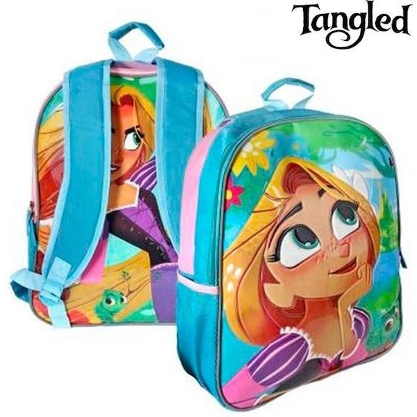Disney Tangled 40cm Reversible Back Pack