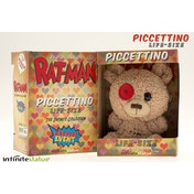 Piccettino (Rat-Man) LIfe Size Plush Red